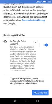 Huawei Honor 9 Lite - Apps - Konto anlegen und einrichten - 19 / 21