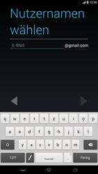 Sony Xperia Z Ultra LTE - Apps - Konto anlegen und einrichten - Schritt 7