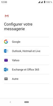 Crosscall Core M4 - E-mails - Ajouter ou modifier votre compte Gmail - Étape 7