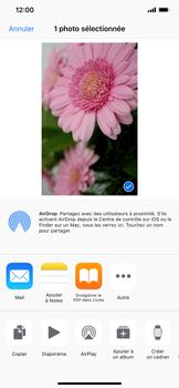 Apple iPhone XR - Photos, vidéos, musique - Prendre une photo - Étape 12