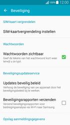 Samsung Galaxy S5 mini 4G (SM-G800F) - Beveiliging en ouderlijk toezicht - Hoe wijzig ik mijn SIM PIN-code - Stap 5