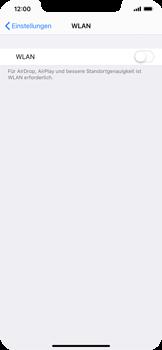 Apple iPhone XS Max - iOS 14 - WiFi - WiFi-Konfiguration - Schritt 4