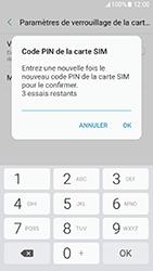 Samsung Galaxy A3 (2017) (A320) - Sécuriser votre mobile - Personnaliser le code PIN de votre carte SIM - Étape 10