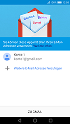 Huawei Honor 8 - E-Mail - Konto einrichten (gmail) - 2 / 2