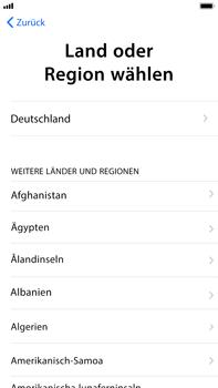 Apple iPhone 6 Plus - iOS 11 - Persönliche Einstellungen von einem alten iPhone übertragen - 8 / 31