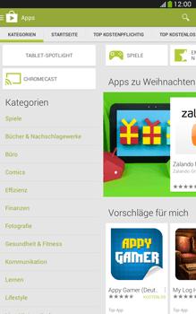 Samsung Galaxy Tab 3 8-0 LTE - Apps - Herunterladen - 6 / 20