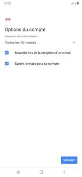 Samsung Galaxy Note20 Ultra 5G - E-mails - Ajouter ou modifier un compte e-mail - Étape 20