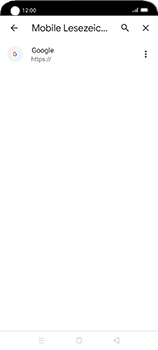 Oppo Find X2 Neo - Internet und Datenroaming - Verwenden des Internets - Schritt 14