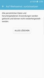 Samsung Galaxy S6 Edge - Fehlerbehebung - Handy zurücksetzen - 2 / 2