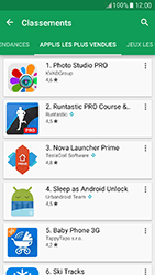 Samsung Galaxy A3 (2017) - Applications - Installation d