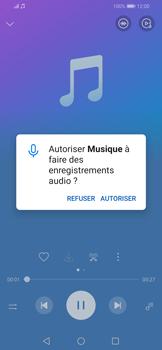 Huawei P Smart 2020 - Photos, vidéos, musique - Ecouter de la musique - Étape 5