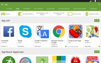 Samsung T535 Galaxy Tab 4 10.1 - Applicazioni - Installazione delle applicazioni - Fase 5