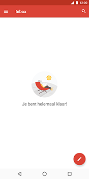 Nokia 7 Plus - E-mail - Handmatig instellen (yahoo) - Stap 14