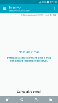 Samsung Galaxy Note 4 - E-mail - 032c. Email wizard - Outlook - Fase 4