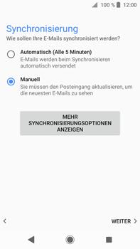 Sony Xperia XA2 Ultra - E-Mail - Konto einrichten (yahoo) - Schritt 10