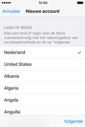Apple iPhone 4S (iOS 9) - apps - account instellen - stap 9