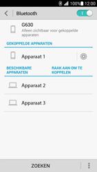 Huawei Ascend G630 - bluetooth - headset, carkit verbinding - stap 8