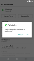 LG G5 - Applications - Supprimer une application - Étape 7