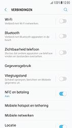Samsung Galaxy A3 (2016) - Android Nougat - Netwerk selecteren - Handmatig een netwerk selecteren - Stap 6