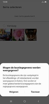 Samsung Galaxy A10 - MMS - afbeeldingen verzenden - Stap 17