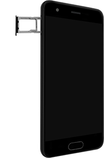 Huawei Honor 9 - SIM-Karte - Einlegen - 3 / 8