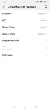 Huawei P Smart Z - Bluetooth - connexion Bluetooth - Étape 6