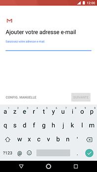 Nokia 6 (2018) - E-mail - Configuration manuelle - Étape 9