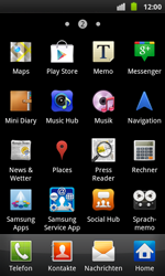 Samsung Galaxy S Plus - Apps - Herunterladen - 3 / 22