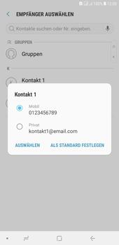 Samsung Galaxy J4+ - MMS - Erstellen und senden - Schritt 8