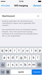 Apple iPhone 5s iOS 10 - WiFi - WiFi hotspot instellen - Stap 12