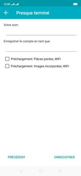 Oppo Reno 2Z - E-mails - Ajouter ou modifier votre compte Yahoo - Étape 13
