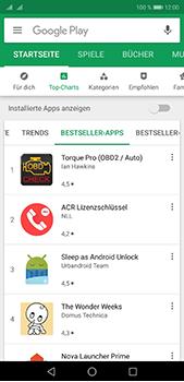 Huawei P20 Pro - Apps - Installieren von Apps - Schritt 8