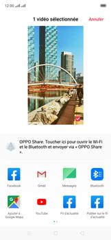 Oppo Reno 2Z - Photos, vidéos, musique - Créer une vidéo - Étape 16