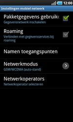 Samsung I9000 Galaxy S - Internet - Handmatig instellen 2.2 - Stap 6