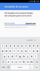 Samsung Galaxy J3 (2017) - Applicazioni - Configurazione del negozio applicazioni - Fase 10