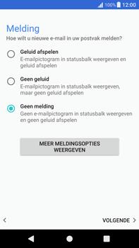 Sony Xperia XA1 Plus (G3421) - E-mail - Account instellen (POP3 met SMTP-verificatie) - Stap 21
