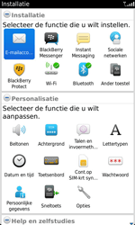 BlackBerry 9860 Torch - E-mail - Handmatig instellen - Stap 11