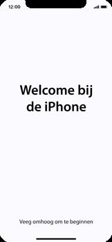 Apple iPhone X - Toestel - Toestel activeren - Stap 42