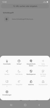 Samsung Galaxy Note 20 Ultra 5G - Internet und Datenroaming - Manuelle Konfiguration - Schritt 27