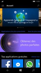 Microsoft Lumia 650 - Applications - Créer un compte - Étape 4