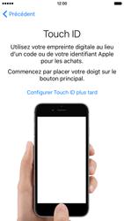 Apple iPhone SE - Premiers pas - Créer un compte - Étape 12