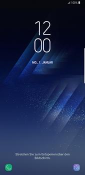 Samsung Galaxy S8 Plus - Android Oreo - Internet und Datenroaming - Manuelle Konfiguration - Schritt 34