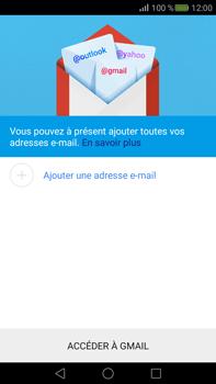 Huawei Mate S - E-mail - Configuration manuelle (gmail) - Étape 6