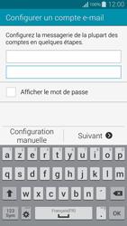 Samsung G850F Galaxy Alpha - E-mail - Configuration manuelle - Étape 7