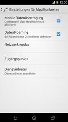 Sony Xperia M2 - Ausland - Auslandskosten vermeiden - 1 / 1