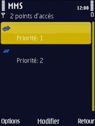 Nokia N86 - MMS - Configuration manuelle - Étape 14