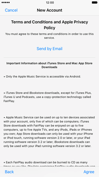 Apple Apple iPhone 7 Plus - Applications - Setting up the application store - Step 10