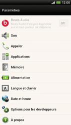 HTC One X - Logiciels - Installation de mises à jour - Étape 6