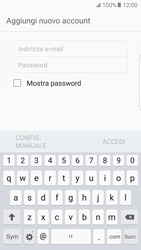 Samsung Galaxy S7 Edge - E-mail - configurazione manuale - Fase 6