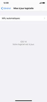 Apple iPhone 11 Pro - iOS 14 - Logiciels - Installation de mises à jour - Étape 6